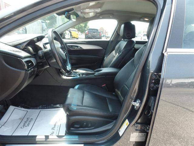 2014 Cadillac ATS for sale at Averys Auto Group in Lapeer MI