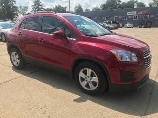 2015 Chevrolet Trax for sale at Averys Auto Group in Lapeer MI
