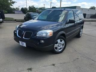 2008 Pontiac Montana for sale at Averys Auto Group in Lapeer MI