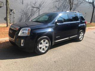 2015 GMC Terrain for sale at Averys Auto Group in Lapeer MI