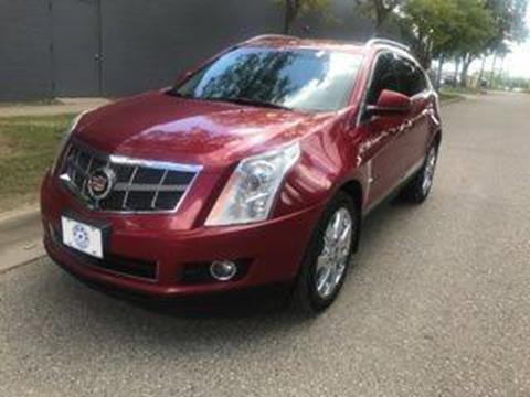 2011 Cadillac SRX for sale at Averys Auto Group in Lapeer MI