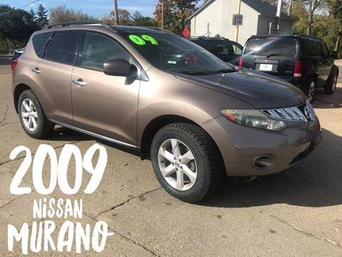 2009 Nissan Murano for sale at Averys Auto Group in Lapeer MI