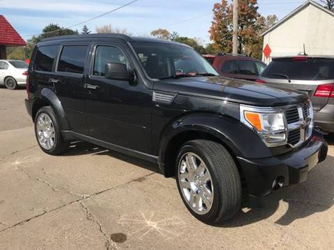 2008 Dodge Nitro for sale at Averys Auto Group in Lapeer MI