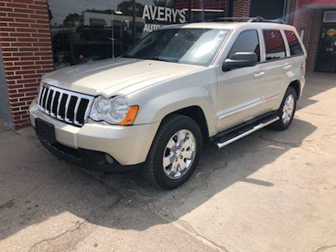 2010 Jeep Grand Cherokee For Sale At Averys Auto Group In Lapeer MI