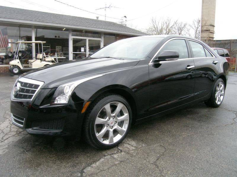 2013 Cadillac ATS for sale at Averys Auto Group in Lapeer MI