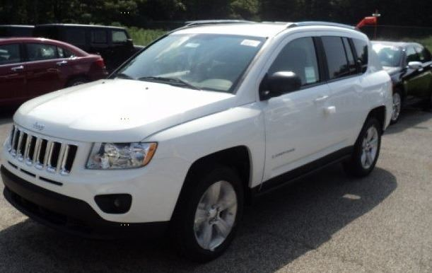 2011 Jeep Compass for sale at Averys Auto Group in Lapeer MI