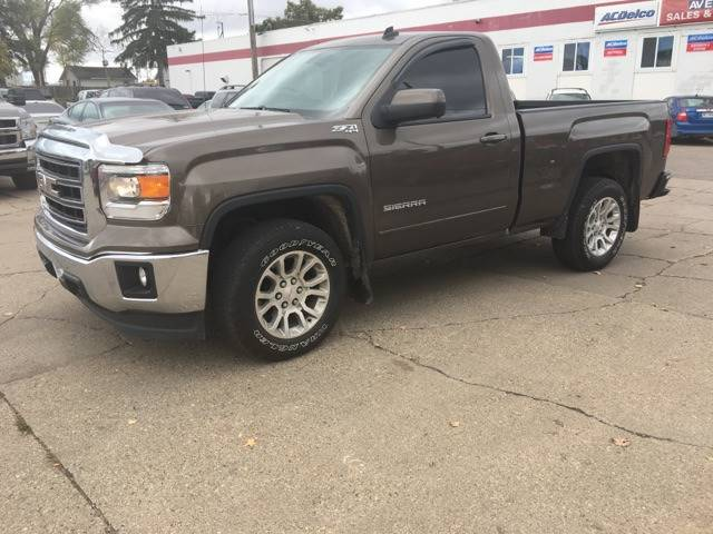 2014 GMC Sierra 1500 for sale at Averys Auto Group in Lapeer MI