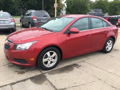 2013 Chevrolet Cruze for sale at Averys Auto Group in Lapeer MI