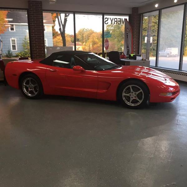 2003 Chevrolet Corvette for sale at Averys Auto Group in Lapeer MI