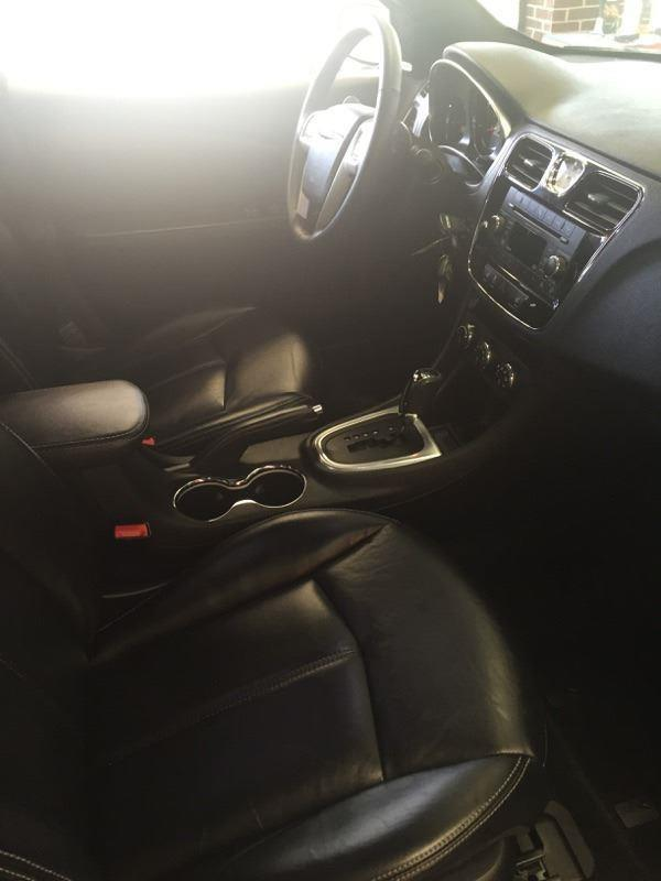 2013 Chrysler 200 for sale at Averys Auto Group in Lapeer MI