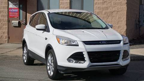 2013 Ford Escape for sale at Averys Auto Group in Lapeer MI