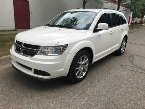2011 Dodge Journey for sale at Averys Auto Group in Lapeer MI