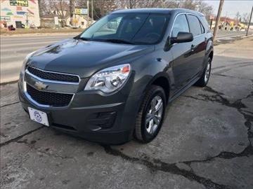 2013 Chevrolet Equinox for sale at Averys Auto Group in Lapeer MI