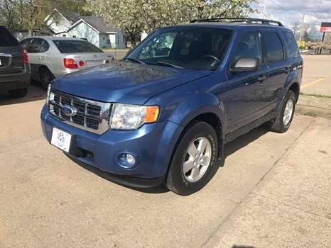 2010 Ford Escape for sale at Averys Auto Group in Lapeer MI