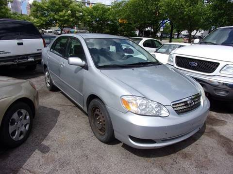 Used Toyota Corolla For Sale >> Used 2006 Toyota Corolla For Sale Carsforsale Com