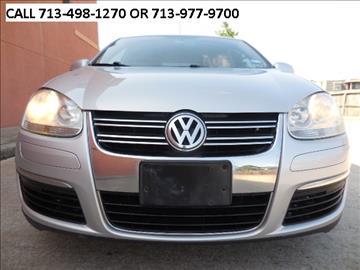 2008 Volkswagen Jetta for sale in Houston, TX