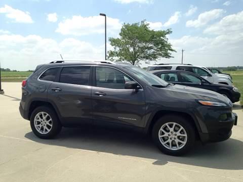 2014 Jeep Cherokee for sale in Pierce, NE