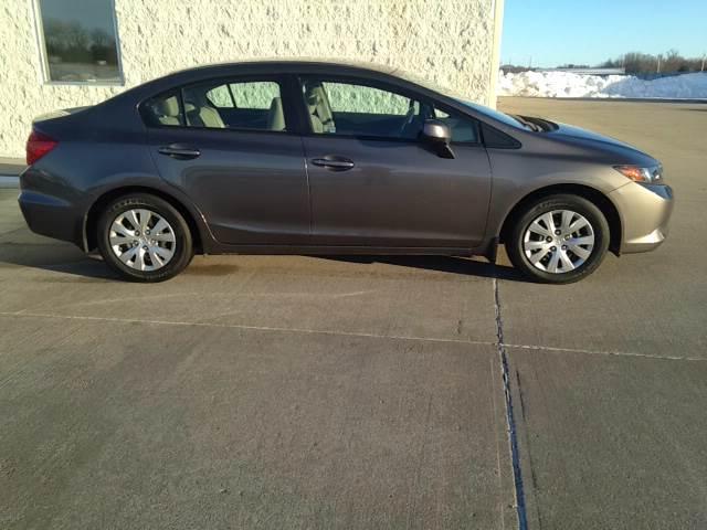 2012 Honda Civic for sale in Pierce, NE