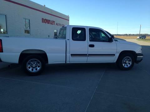 2006 Chevrolet Silverado 1500 for sale in Pierce, NE