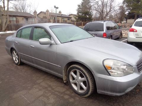 2002 Infiniti Q45 for sale in Centennial, CO