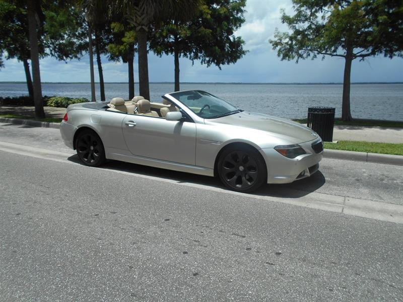 BMW 6 Series 2005 645Ci 2dr Convertible