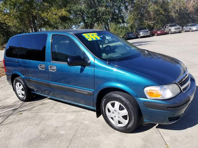 Chevrolet Venture 2003 Value 4dr Mini Van