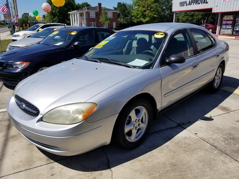 2003 ford taurus ses 4dr sedan in sanford fl all makes auto sales 2003 ford taurus ses 4dr sedan publicscrutiny Image collections