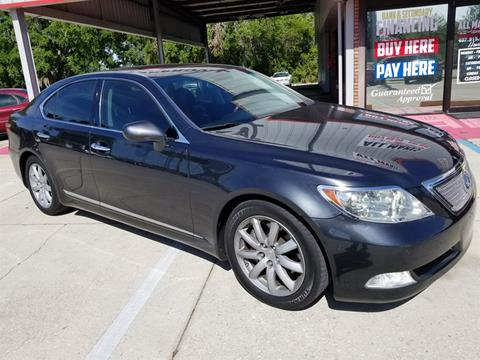 2009 Lexus LS 460 For Sale in Florida - Carsforsale.com®