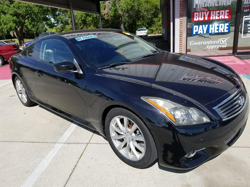 2011 Infiniti G37 Coupe Sport 2dr Coupe   Sanford FL
