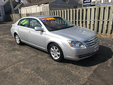 2007 Toyota Avalon for sale at PEKIN DOWNTOWN AUTO SALES in Pekin IL