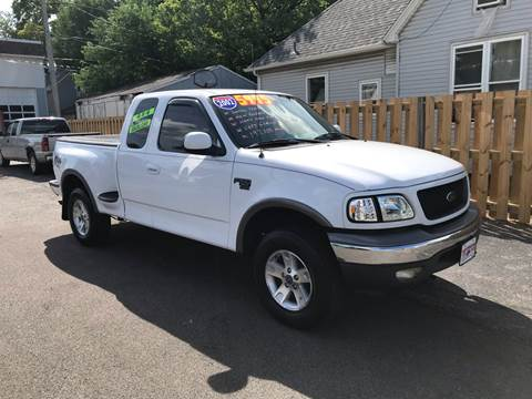 2002 Ford F-150 for sale at PEKIN DOWNTOWN AUTO SALES in Pekin IL