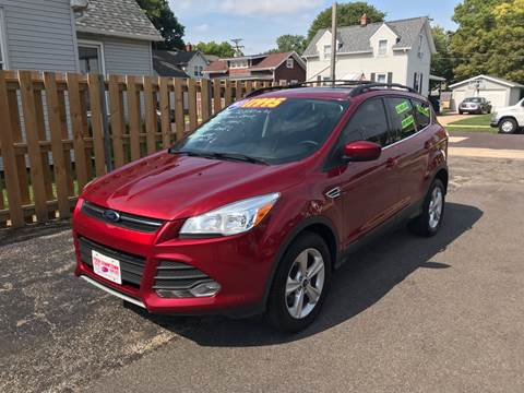 2013 Ford Escape for sale at PEKIN DOWNTOWN AUTO SALES in Pekin IL