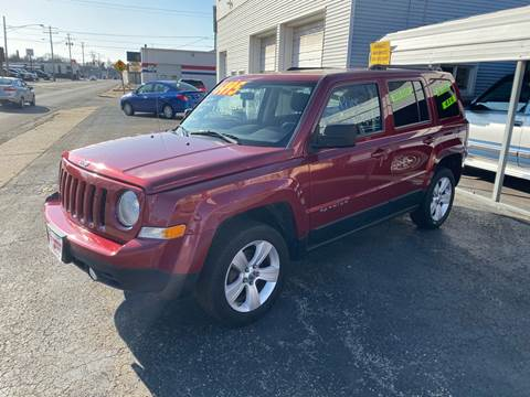 2012 Jeep Patriot for sale at PEKIN DOWNTOWN AUTO SALES in Pekin IL