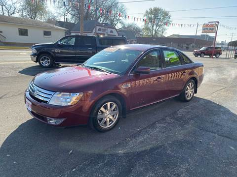 2008 Ford Taurus for sale at PEKIN DOWNTOWN AUTO SALES in Pekin IL
