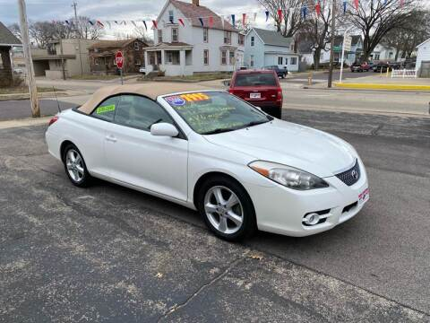 2008 Toyota Camry Solara for sale at PEKIN DOWNTOWN AUTO SALES in Pekin IL