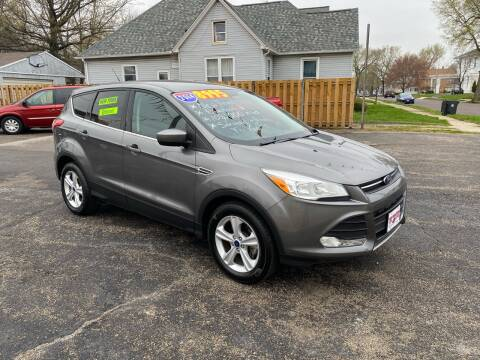 2014 Ford Escape for sale at PEKIN DOWNTOWN AUTO SALES in Pekin IL