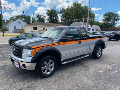 2011 Ford F-150 for sale at PEKIN DOWNTOWN AUTO SALES in Pekin IL