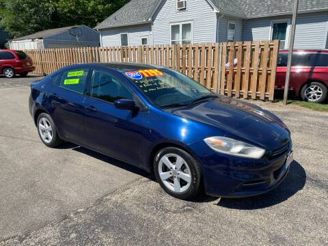 2015 Dodge Dart for sale at PEKIN DOWNTOWN AUTO SALES in Pekin IL