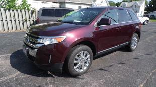 2011 Ford Edge for sale at PEKIN DOWNTOWN AUTO SALES in Pekin IL