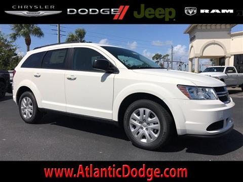 2017 Dodge Journey for sale in Saint Augustine, FL