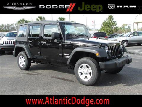 2018 Jeep Wrangler Unlimited for sale in Saint Augustine, FL