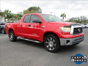 2008 Toyota Tundra for sale in Saint Augustine, FL