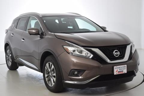2015 Nissan Murano for sale in Elizabethtown, KY