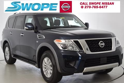 2017 Nissan Armada for sale in Elizabethtown KY