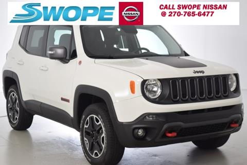 2016 Jeep Renegade for sale in Elizabethtown KY