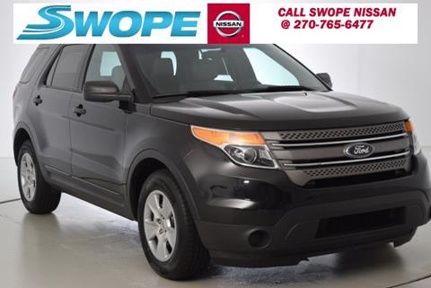 2014 Ford Explorer for sale in Elizabethtown, KY
