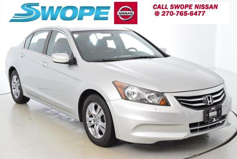 2012 Honda Accord for sale in Elizabethtown KY