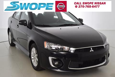 2016 Mitsubishi Lancer for sale in Elizabethtown, KY