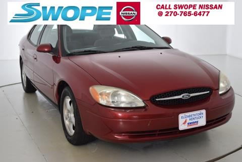 2002 Ford Taurus for sale in Elizabethtown, KY