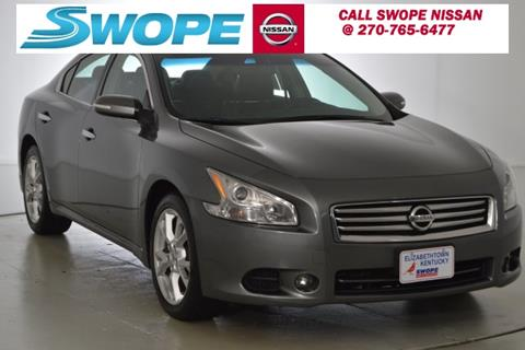 2014 Nissan Maxima for sale in Elizabethtown, KY